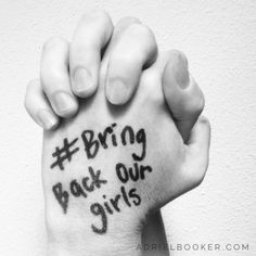 What we all want for Mother's Day: #bringbackourgirls (How YOU can help)