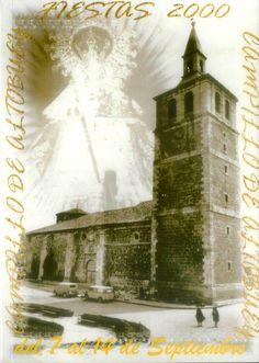 Fiestas en Campillo de Altobuey (Cuenca), en honor de la Virgen de la Loma. Del 7 al 14 de septiembre de 2000. Concurso Play-Back. #Fiestaspopulares #CampillodeAltobuey #Cuenca