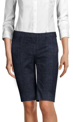 It's that time of year! Get your Sumissura shirts made to YOUR measurements NOW Trousers Women, Suits For Women, Put On, Bermuda Shorts, Womens Fashion, Fashion Trends, Slim, Shirt Dress, Female
