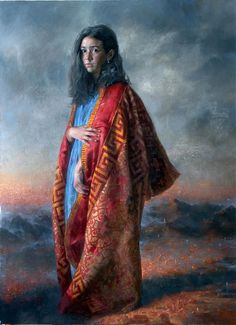 Arsen+Kurbanov+1969+-+Russian+Portrait+painter+-+Tutt%27Art@+%2822%29