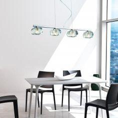 AZzardo Rubic 4 - Fali lámpák Dining Table, Luxury, Furniture, Home Decor, Decoration Home, Room Decor, Dinner Table, Home Furnishings, Dining Room Table
