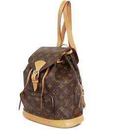 Louis Vuitton Monogram Montsouris Mm Backpack. Get one of the hottest styles of the season! The Louis Vuitton Monogram Montsouris Mm Backpack is a top 10 member favorite on Tradesy. Save on yours before they're sold out!