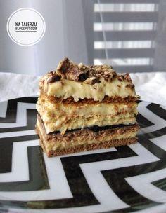 Polish Food, Polish Recipes, Sponge Cake, Tiramisu, Food Porn, Bread, Cookies, Baking, Sweet