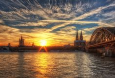 Cologne Skyline | Germany - #Sumfinity HDR Photography