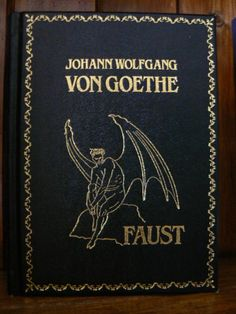 Thank heavens we were permitted to read the Goethe in English!