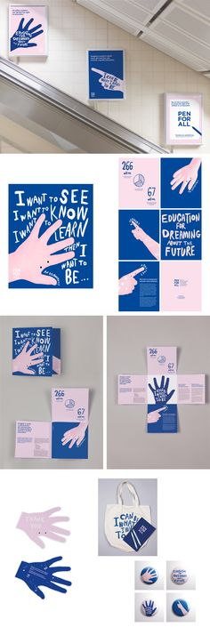 Campaign Event, Poster, Identity, Print, Brochure, Fold by Aya Kudo, Shillington Graduate. View more student work --> https://www.shillingtoneducation.com #MadeAtShillington #ShillingtonEducation #graphicdesign #porfolio #designschool #designcollege