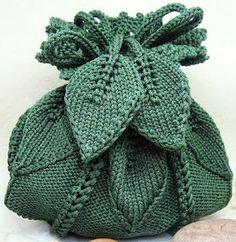 Crochet purses and handbags or Crochet handbags saks then Go to the webpage click the grey bar for extra details . Crochet Leaves, Crochet Motifs, Knit Or Crochet, Crochet Crafts, Yarn Crafts, Knitting Projects, Crochet Projects, Knitting Patterns, Crochet Patterns