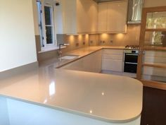 We recently fitted Silestone Rougui Lena Quartz to a kitchen in Billingshurst. Take a look at this article to view the amazing results.