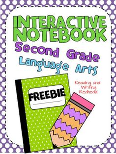Language Arts Interactive Notebook Freebie  I am still using interactive notebooks on an almost daily basis in my classroom. Are you trying them out this year? You can grab this writing freebie from my Second Grade Language Arts Interactive Notebook.It will help your kiddos work on planning informational writing for a piece about plants and a topic of their choice. If you decide to download it click here or on the image below. If you do download it please take a moment and leave feedback. I…