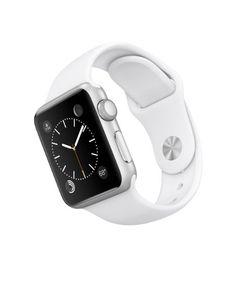 Apple Watch Sport 42mm Silver Aluminium Case with White Sport Band - Intelligente Uhr - Wi-Fi, Bluetooth, MJ3N2FD/A 349,00 Euro. Über das Bild gehts zur Bestellseite!