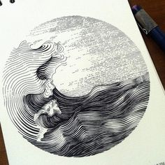 11-Waves-Muthahari-Insani-Beautifully-Detailed-Ink-Drawings-and-Doodles-www-designstack-co  Pinterest // carriefiter  // 90s fashion street wear street style photography style hipster vintage design landscape illustration food diy art lol style lifestyle decor street stylevintage television tech science sports prose portraits poetry nail art music fashion style street style diy food makeup lol landscape interiors gif illustration art film education vintage retro designs crafts celebs…