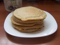 farkaselet: Amerikai zabpalacsinta Pancakes, Food And Drink, Bread, Breakfast, Recipes, Waffles, Morning Coffee, Brot, Pancake