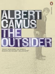 The Outsider (Penguin Modern Classics) by Albert Camus Good Books, My Books, Penguin Modern Classics, Books To Read Before You Die, Fiction, Book Jacket, Albert Camus, Book Writer, Penguin Books