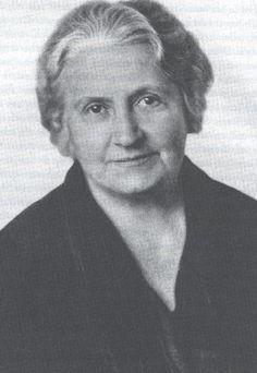 Maria Montessori: una donna che trasformò la scuola - Le donne nella storia d'Italia.  #TuscanyAgriturismoGiratola
