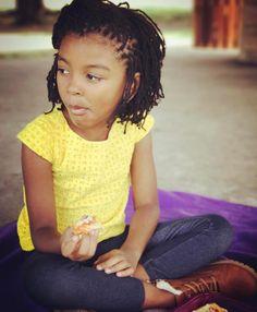 Wavy Hairstyles For Black Hair Baby Girl Hairstyles, Black Women Hairstyles, Toddler Hairstyles, Natural Hairstyles For Kids, Natural Hair Styles, Kid Braid Styles, Locs Styles, Beautiful Black Hair, Hair Locks