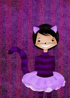 Cheshire Cat by Stephanie Fizer