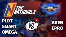 PLDT-Smart Omega vs Bren Epro Game 2 | THE NATIONALS TOURNAMENT | MLBB Twitch Channel, Warriors Game, Winners And Losers, Palm Of Your Hand, Mobile Legends, Game 1, Punisher, Emperor, Bang Bang