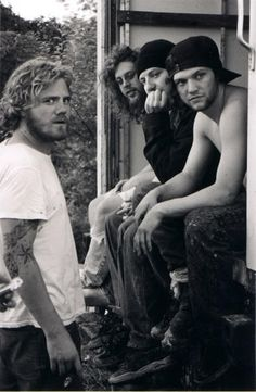 Ryan Dunn and Bam Margera! whoa!