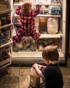 Life with Kids - What it's like to live with toddlers.