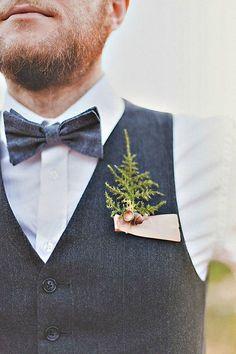 5 Wedding Boutonniere Ideas (1)