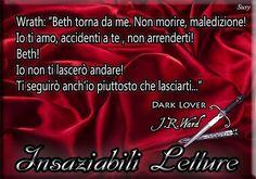 Dark Lover, Un amore proibito – J. R. Ward
