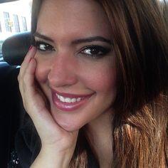 Denise Bidot's gorgeous smile