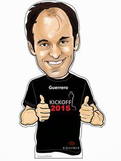 SouzaArte - Caricatura Vendas e Eventos: Faca para Totem - http://www.souzaarte.com/#!/cnfd