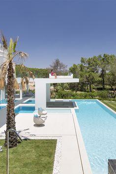 Architecture Jutta Hoehn - Quinta do Lago Golf Leste 19 Algarve, Golf, Architecture, Outdoor Decor, Home Decor, Arquitetura, Decoration Home, Room Decor, Architecture Design