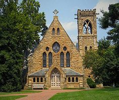 University of Virginia Chapel.....many happy memories here............