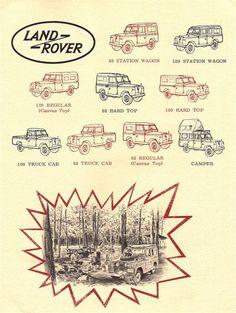 1960s sales brochure