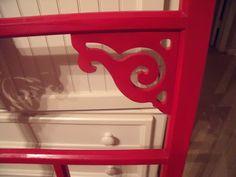DIYP: Pantry Pizazz - Kristen Welch Screen Door Pantry, Local Hardware Store, Sweet Guys, White Doors, Door Pulls, Unfinished Wood, Doorway, Country Kitchen, Old Things