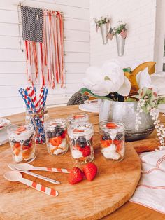 4th Of July Celebration, 4th Of July Party, Fourth Of July, Berry Trifle, 4th Of July Desserts, 4th Of July Decorations, Happy 4 Of July, Independence Day, Event Decor