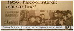 1956 : Pierre Mendès France interdit la consommation d'alcool à l'école