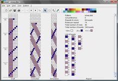 Postanowiłam zebrać w jedno miejsce wszystkie wzory z jakich korzystam w swoich pracach i nie tylko! Na dole strony znajdują się linki do ze...