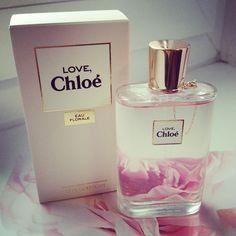 COMING SOON: #Chloe #Love #EauFlorale. Bei diesem tollen #Duft wünschen wir uns ganz schnell den #Frühling herbei.