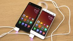 MIUI 6 並未亮相,小米手機  4 與小米手環北京直擊 - http://chinese.vr-zone.com/121919/xiaomi-4-and-xiaomi-smartband-hands-on-in-beijing-07222014/
