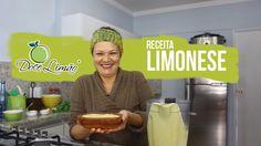 Limonese - Maionese Viva e antioxidante com limão