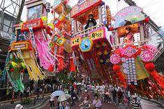 Tanabata (Star) Festival, Japan