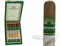 H. Upmann The Banker Currency 5 1/2 x 48—Box of 15 - Best Cigar Prices