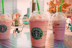 I love Starbucks!!!:)