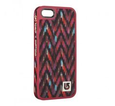 Speck FabShell Burton for iPhone 5; Fresh fabrics and hard-shell protection combine in a form-fitting one-piece case