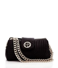 no.7 quilted shoulder bag - quilted leather shoulder bags - hand bags for women