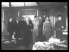 The Underwater City (1962) An engineer, a psychologist and several other disparate types take part in an experiment to see if people can live for extended periods of time in a city built under the ocean.