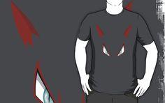 ====== Shirt for Sale ====== Zoroark Face   Pokemon tshirt by Kaiserin. =======================