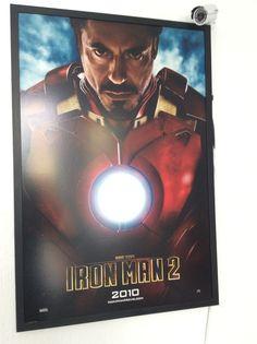 Our sponsor, Tony Stark.