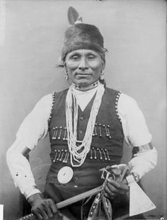 Hu-pe-tha (aka Standing Bear) - Omaha – 1883