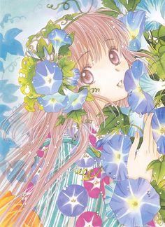 CLAMP: Kobato Shojo Manga, Shoujo, Mecha Anime, Manga Artist, Anime Couples, All Anime, Anime Art, Anime Angel Girl, Anime Girls