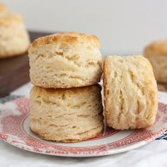 Light and Flaky #Buttermilk #Biscuits, and they're completely foolproof!
