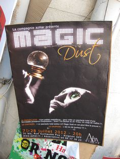 Theater can be magic. Tim Burton, Magic Dust, Festival Posters, Theater, Canning, Home Canning, Theatres, Teatro, Conservation
