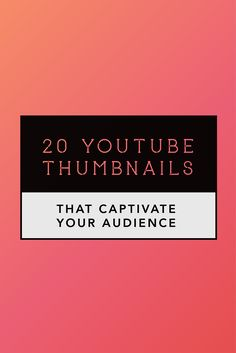 How to create compelling YouTube thumbnails that can attract attention within a split-second on Canva